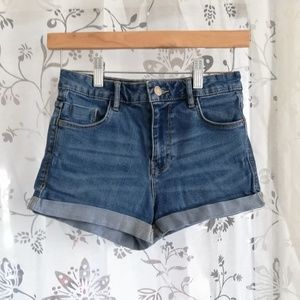 Cute Vintage Denim Shorts